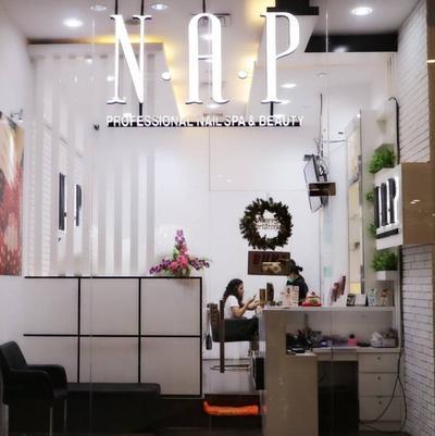 Tentang NAP Professional Nail Spa & Beauty
