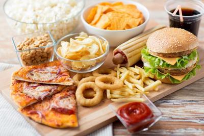 Junk Food & Fast Food