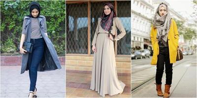 Hijab Untuk Hangout