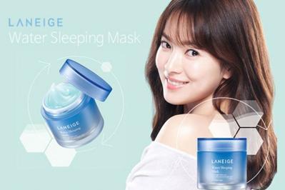 Bangun Tidur Kulit Lebih Cantik dengan Laneige Water Sleeping Mask