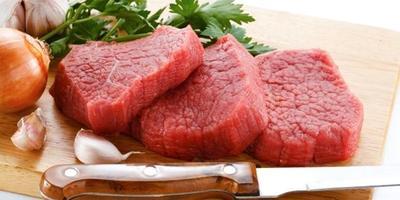 3. Daging Merah Dan Olahannya