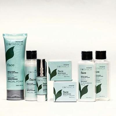 Ini Dia Skin Care Set Dari Mineral Botanica Untuk Cerahkan Wajah Kusammu!