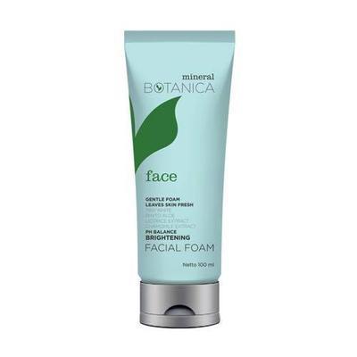 Mineral Botanica Brightening Facial Foam