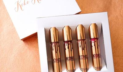 Koko Kollection   Matte Liquid Lipsticks and Gloss