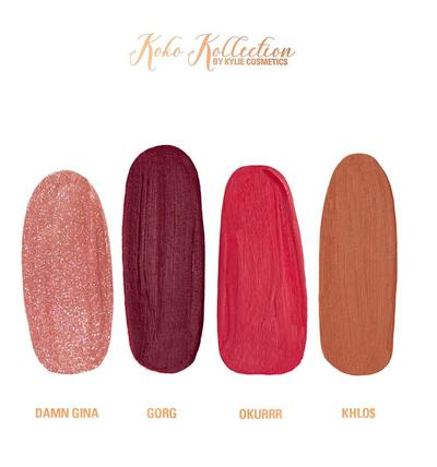 Shades & Swatches