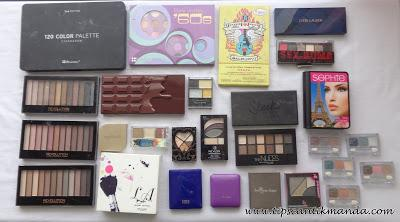 4. Eyeshadow Palette