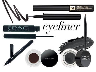 5. Eyeliner