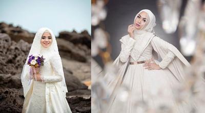 3. Hijab Casual