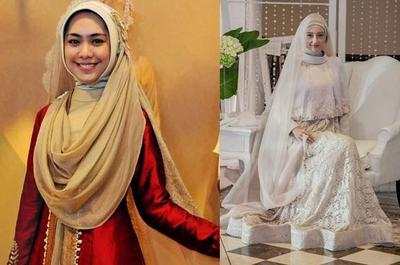5. Hijab Syar'i