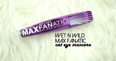 Bulu Mata Lentik Maksimal dengan Wet n Wild Max Fanatic Cat Eye Mascara