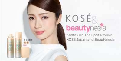 Ikuti Kontes On The Spot Review KOSÉ Japan X Beautynesia dan Menangkan Trip Ke Jepang!