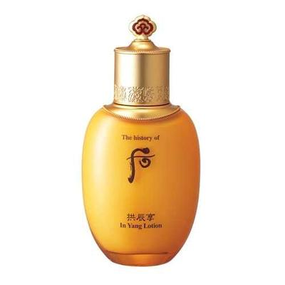 7. The History of Whoo Gongjinhyang Inyang Lotion