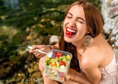 Diet Gigi, Cara Ampuh untuk Memutihkan Gigi!