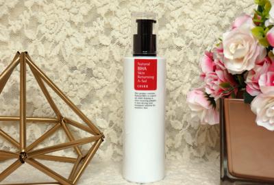 Skincare Korea Ampuh Membasmi Jerawat Membandel: COSRX Natural BHA Returning A-Sol