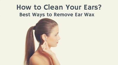 Cara Aman Membersihkan Telinga Sendiri di Rumah