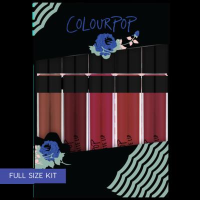 ColourPop Blues Baby Kit