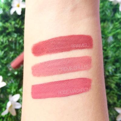 Warna Best Seller Jordana Sweet Cream Matte Liquid Lip Color