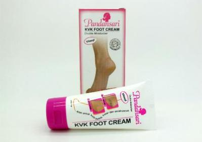 Pandasari KVK Foot Cream