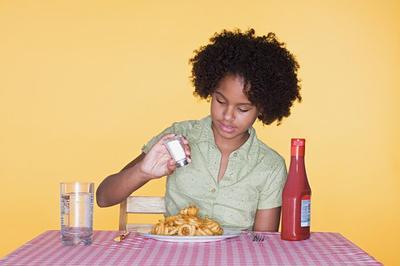 Makanan yang Mengandung Garam