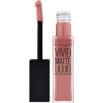 Maybelline Vivid Matte Liquid Lip Color (Nude Thrill)