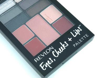 Makeup Palette Pertama dari Revlon!  Revlon Eyes, Cheeks + Lips Palette