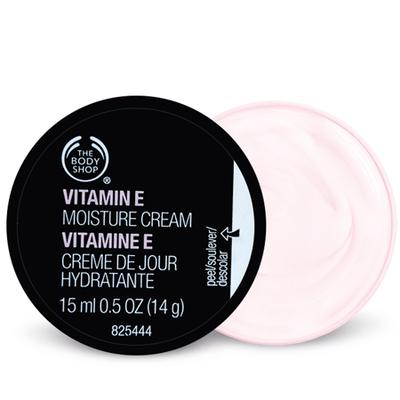 1. The Body Shop Vitamin E Moisture Cream