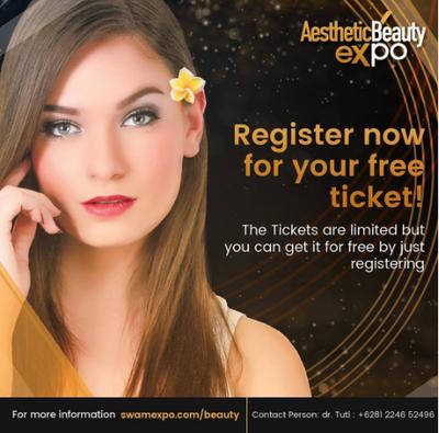 Mengupas Tuntas Rahasia Awet Muda di SWAM Aesthetic Beauty Expo 2016!