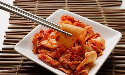 Memasukkan Kimchi dalam Menu Sehari-hari