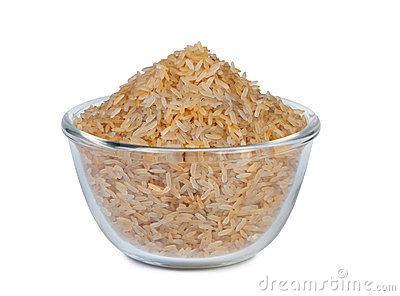 2. Brown Rice (Beras Merah)