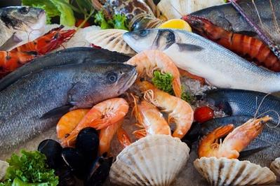 3. Ikan dan Seafood