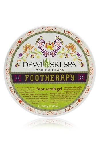 Kaki Mulus dan Cerah dengan Langkah Mudah Perawatan Lokal Dewi Sri Spa Foot Therapy