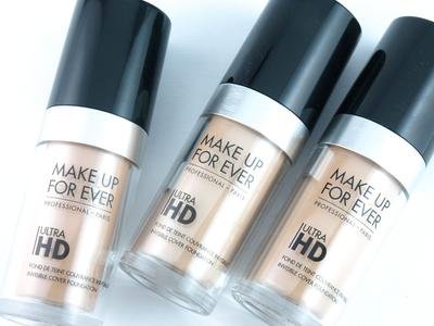 [REVIEW] Make Up Forever HD Invisible Cover, Foundation Langganan Make-Up Artist Profesional