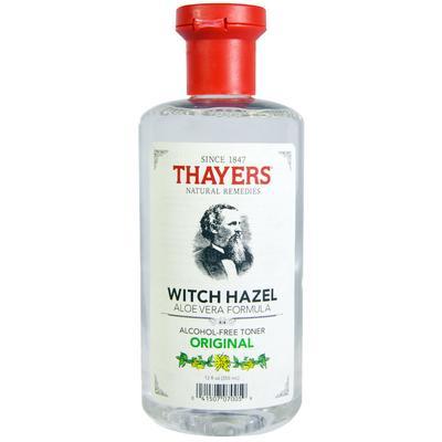 Original Witch Hazel Alcohol-Free Toner with Aloe Vera dari Thayer's