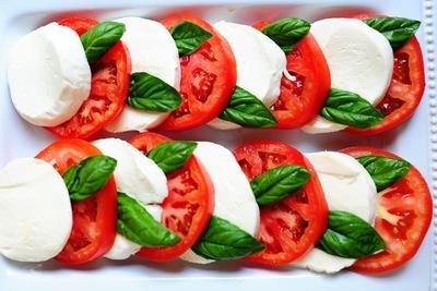 3. Salad Caprese