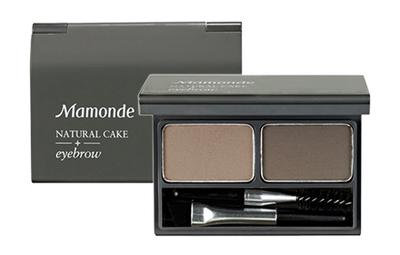 Mamonde Natural Cake Eyebrow Kit