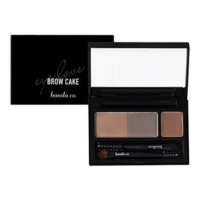 Banilaco Eye Love Brow Cake Red Brown