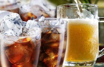 5. Hindari Soda
