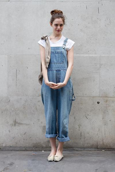 Playful with Denim Jumpsuit
