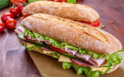 Resep Mudah Membuat Roti Sandwich Perancis Baguette Kaya Serat dan Nutrisi