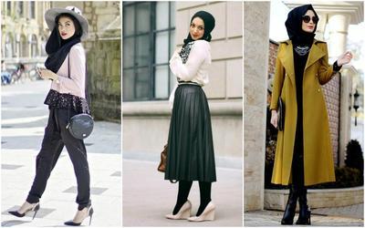 4 Gaya Busana Korea Stylish Cocok untuk Wanita Berhijab