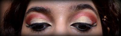 3. Tidak Mem-blend Eyeshadow