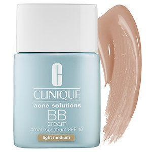 3. Clinique Acne Solution BB Cream Broad Spectrum