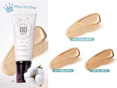 5. Etude House Cotton Fit BB Cream