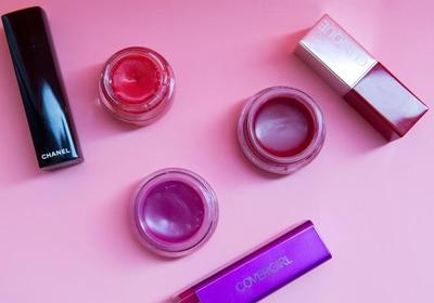 Sulap Lipstick Patah dan Vaseline Petroleum Jelly menjadi DIY Tinted Lip Balm