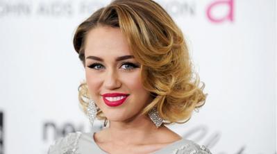 3. Miley Cyrus