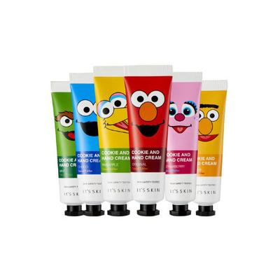 It's Skin Cookie and Hand Cream (Sesame Street Edition)