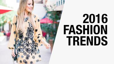 Ayo Intip 5 Gaya Fashion Populer Sepanjang Tahun 2016