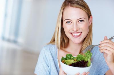 Ini Cara Mendapatkan Kulit Cantik  Melalui Vegan Food