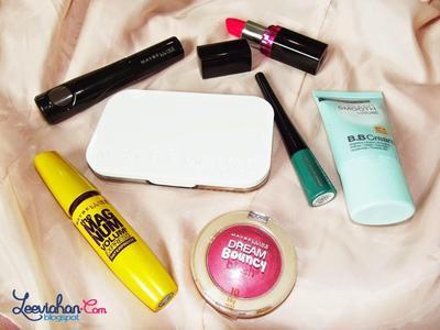 Simple Set Makeup