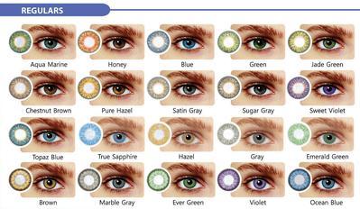 Mata Nyaman Sepanjang Hari dengan 5 Lensa Kontak Ini